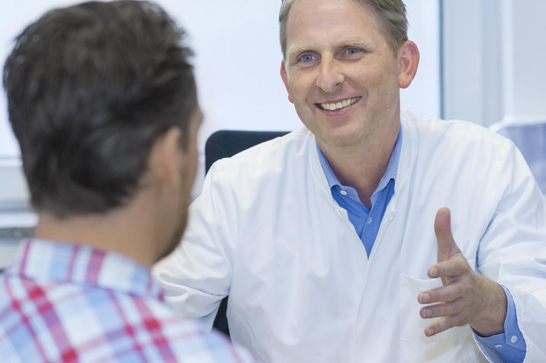 Fotografie von Ärzten in Düsseldorf